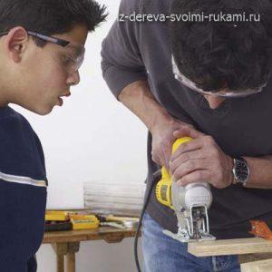 как сделать детский двухсторонний мольберт своими руками