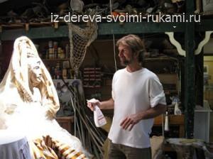 художник и скульптор Бруно Торфс