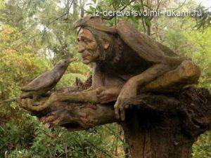 сказочные скульптуры Бруно Торфса
