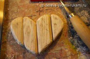 как сделать деревянные колокольчики Поющий ветер своими руками