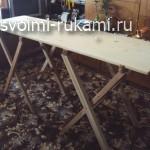 складной массажный стол своими руками