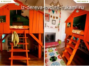 как сделать детский уголок в квартире