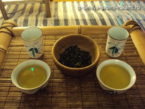 как сделать столик для чайной церемонии своими руками