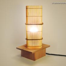 Напольный светильник из бамбука своими руками. Необычное решение