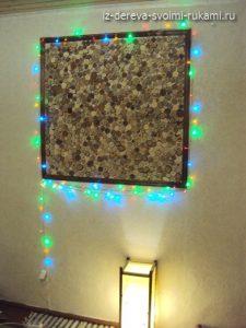 как сделать декоративное панно на стену