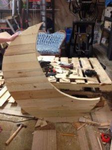 деревянная детская кровать своими руками