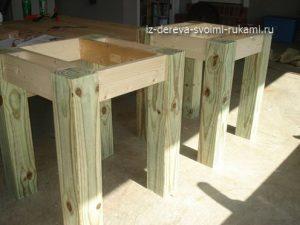 прикроватный столик для спальни фото