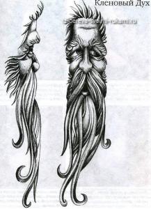 скульптурная резьба по дереву, эскизы