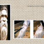 ivory 18 - Из дерева своими руками! Интересные деревянные поделки, мебель, мастер-классы по дереву - Скульптурная резьба по дереву. Изготовление посоха-оберега. Эскизы