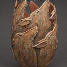 Резные скульптуры художника по дереву Рона Лайпорта