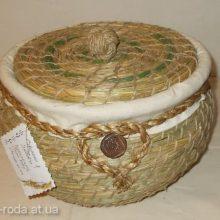 Плетение из луговой травы (сена). Видео мастер-класс