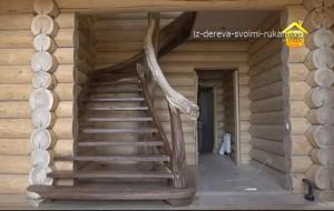 монтаж деревянной чердачной лестницы своими руками