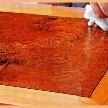 Финишная отделка дерева. Как изготовить и нанести шеллак