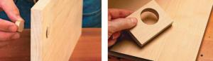 ремонт деревянной мебели своими руками