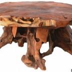 Exceptionally Creative DIY Tree Stumps Projects to Complement Your Interior With Organicity homesthetics decor 4 - Из дерева своими руками! Интересные деревянные поделки, мебель, мастер-классы по дереву - Мебель из пней (12 фотографий). Ход работы по созданию мебели из пня