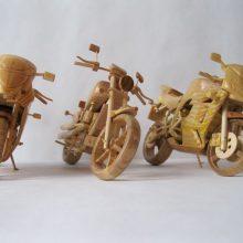 Мотоциклы из дерева | Поделки из дерева