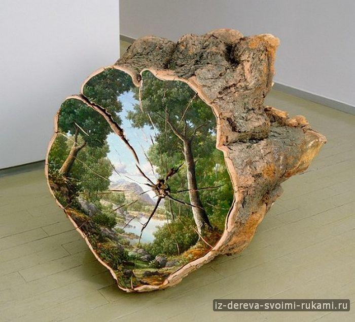 "Подборка ""Из дерева своими руками"", 10 фото"