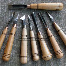 Инструменты для резьбы по дереву – что нужно начинающему?