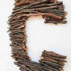 ghnhg - Из дерева своими руками! Интересные деревянные поделки, мебель, мастер-классы по дереву - Находка для интерьера - декоративное панно из веточек