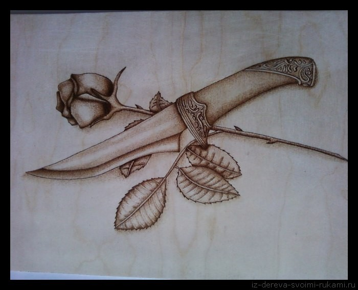 Пирография, фото 1