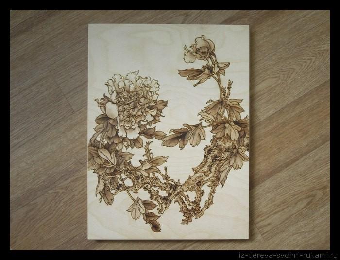 Пирография, фото 17
