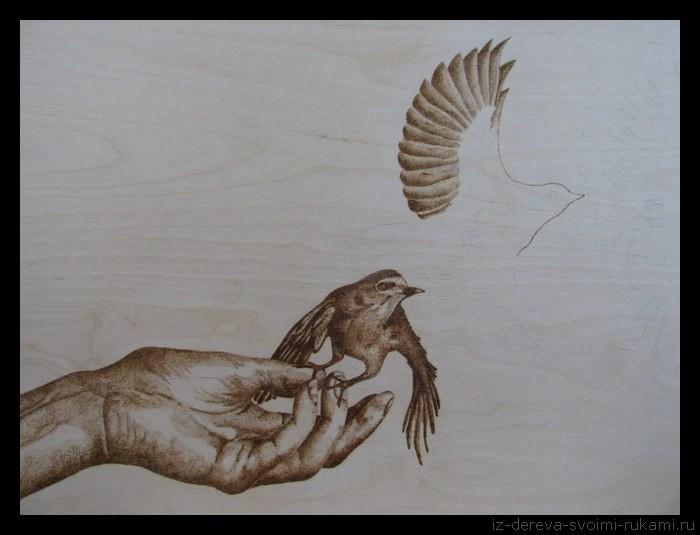 Пирография, фото 18