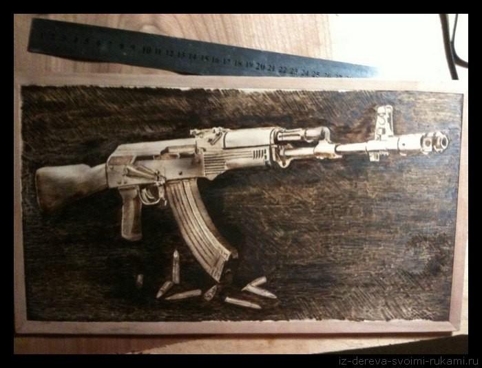 Пирография, фото 72
