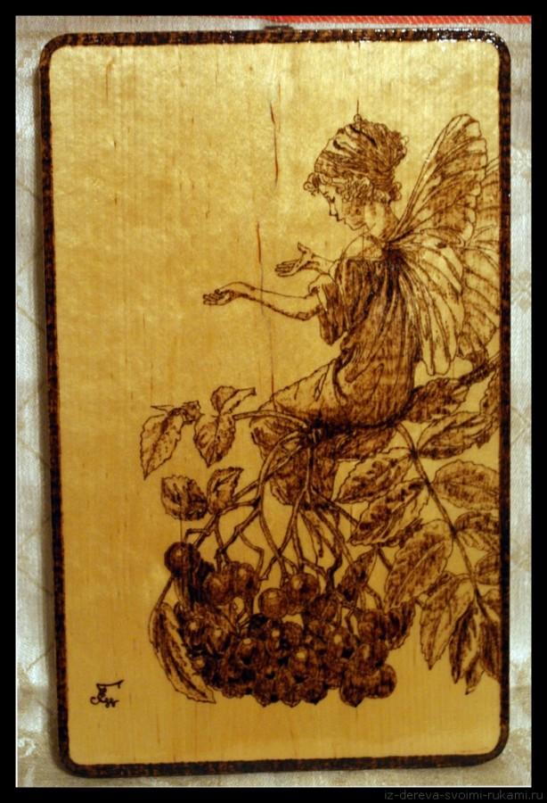 Пирография, фото 77