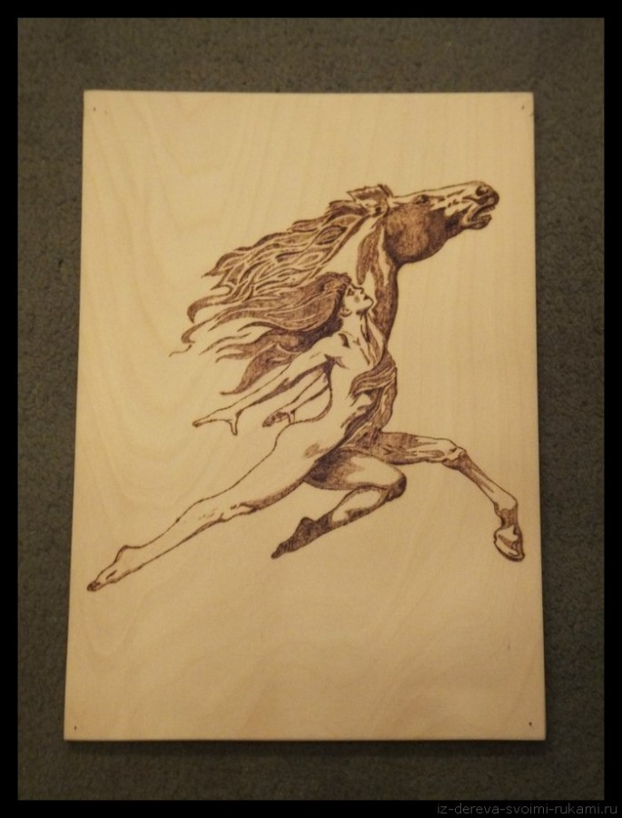 Пирография, фото 9