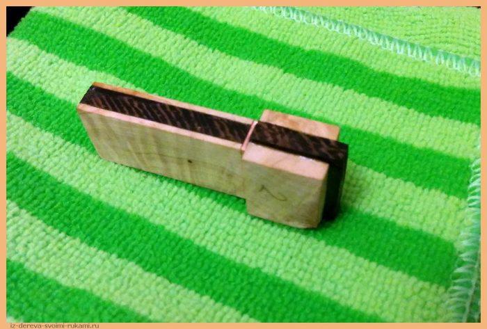 1450837357136485724 - Из дерева своими руками! Интересные деревянные поделки, мебель, мастер-классы по дереву - Корпус для флешки из дерева, подробный мастер-класс с фотографиями
