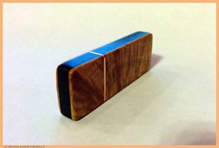 1450839148146865822 - Из дерева своими руками! Интересные деревянные поделки, мебель, мастер-классы по дереву - Корпус для флешки из дерева, подробный мастер-класс с фотографиями