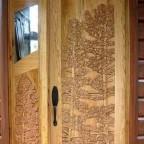 4MFHW3JPU6Y - Из дерева своими руками! Интересные деревянные поделки, мебель, мастер-классы по дереву - Двери как произведение искусства | 13 фотографий резных дверей
