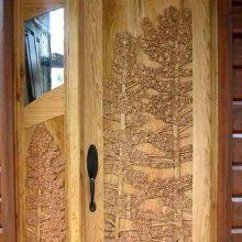 Двери как произведение искусства | 13 фотографий резных дверей