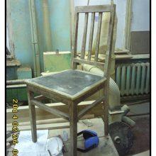 Как я реставрировал бабушкины стулья