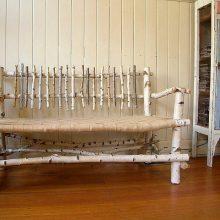 Мебель из веток – много фото и текст