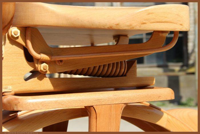 49 00024 - Из дерева своими руками! Интересные деревянные поделки, мебель, мастер-классы по дереву - Мотоцикл ИЖ-49 из дерева, 40 фотографий и видео
