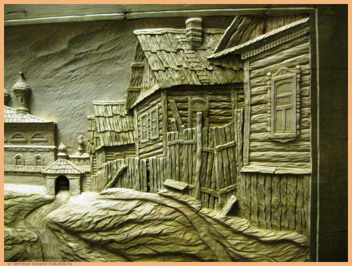Vra853S1Byc - Из дерева своими руками! Интересные деревянные поделки, мебель, мастер-классы по дереву - Резьба по дереву. Автор - Сергей Морозов