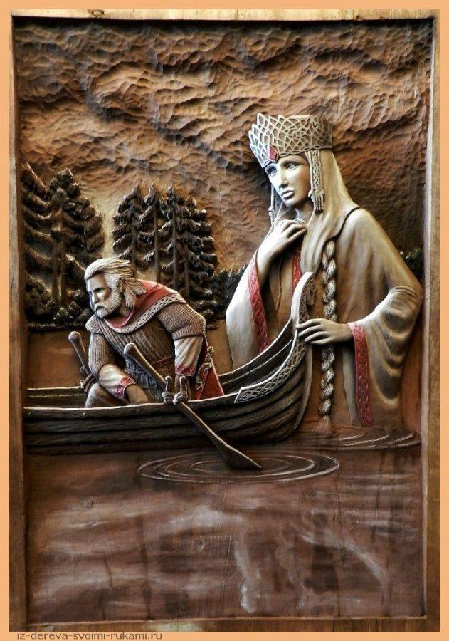 d p4qeNw0Ko - Из дерева своими руками! Интересные деревянные поделки, мебель, мастер-классы по дереву - Резьба по дереву. Автор - Сергей Морозов