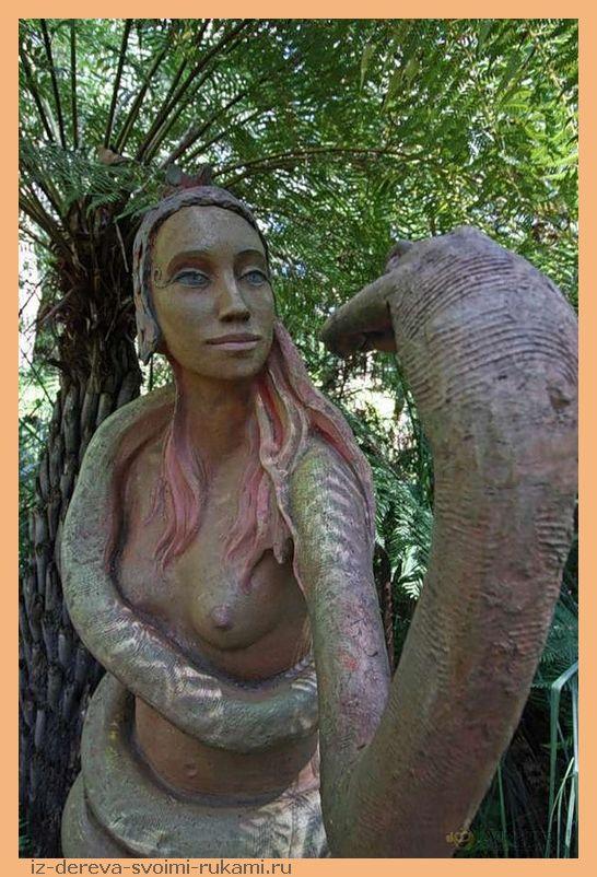 0 3ba35 db4fff1a XL - Из дерева своими руками. Мастер-классы по дереву - Сад скульптур в Мельбурне, Австралия (21 фото+видео). Мастер Бруно Торфс