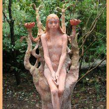 Сад скульптур в Мельбурне, Австралия (21 фото+видео). Мастер Бруно Торфс