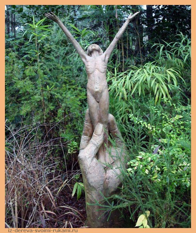 0 3ba4e e1646ed XL - Из дерева своими руками. Мастер-классы по дереву - Сад скульптур в Мельбурне, Австралия (21 фото+видео). Мастер Бруно Торфс