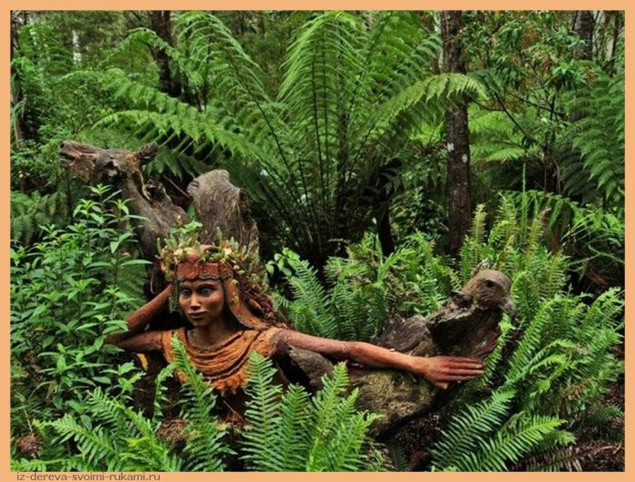 0 3ba50 fd8b1e79 XL - Из дерева своими руками. Мастер-классы по дереву - Сад скульптур в Мельбурне, Австралия (21 фото+видео). Мастер Бруно Торфс