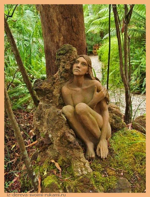 0 3ba53 b407b302 XL - Из дерева своими руками. Мастер-классы по дереву - Сад скульптур в Мельбурне, Австралия (21 фото+видео). Мастер Бруно Торфс