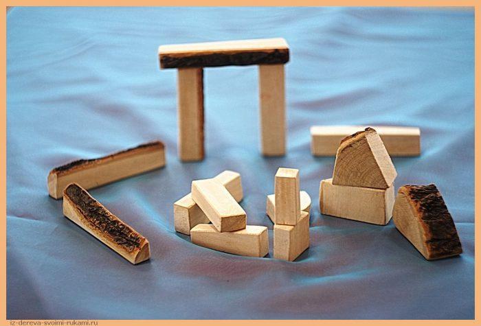 ijDNCpiA57s - Из дерева своими руками. Мастер-классы по дереву - Детский конструктор из липы