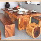 2J9QwoO9Bk - Из дерева своими руками. Мастер-классы по дереву - Очень крутые столы! 15 фото