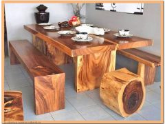 Очень крутые столы! 15 фото