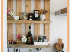 Бюджетные идеи для мебели из паллет (поддонов), 10 фото