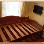 6 - Из дерева своими руками! Интересные деревянные поделки, мебель, мастер-классы по дереву - Кровать своими руками - опыт начинающего мастера