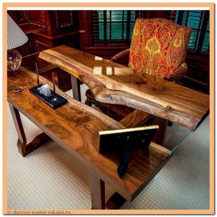 f477310a79f2a591c1cfd965444e9047 capo - Из дерева своими руками. Мастер-классы по дереву - Очень крутые столы! 15 фото