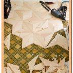 yziFmqv3NFE - Из дерева своими руками! Интересные деревянные поделки, мебель, мастер-классы по дереву - Оригинальные деревянные полы своими руками, 2 картинки